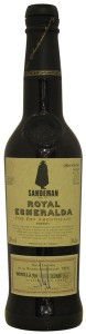 Sandeman Royal Esmeralda Dry Amontiillado Sherry 20 Years Old 20