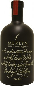 Merlyn Welsh Cream Liqueur,
