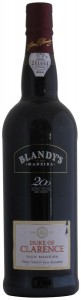 Madeira Wine Blandys Duke of Clarence,