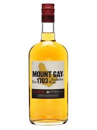 Mount Gay Eclipse Rum, Barbados,