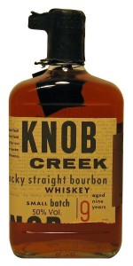 Knob Creek Kentucky Straight American Bourbon Whiskey,