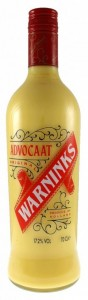 Warninks Advocaat Dutch Liqueur,