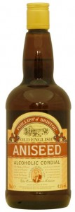 Phillips Old English Aniseed Alcoholic Cordial, Phillips of Bristol,