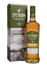 Speyburn 10 Year Old Single Malt Scotch Whisky,