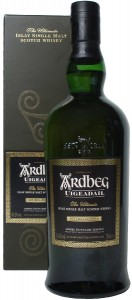 Ardbeg Uigeadall Single Malt Scotch Whisky,