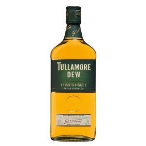 Tullamore Dew Irish Whiskey,