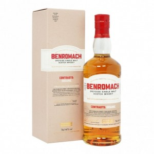 Benromach Organic Speyside Single Malt Scotch Whisky, 2010