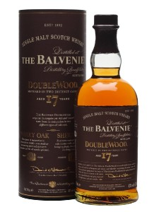 Balvenie Double Wood 17 Years Old Single Malt Scotch Whisky,