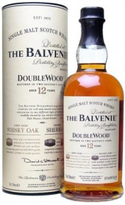 Balvenie Double Wood 12 Years Old Single Malt Scotch Whisky