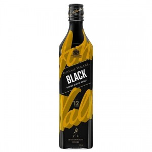 Johnnie Walker Black Label Scotch Whisky,