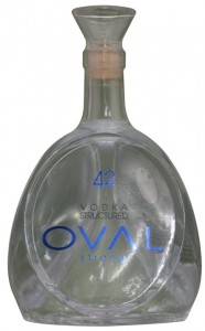 Oval 42 Strong Vodka