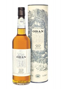 Oban 14 Year Old Single Malt Scotch Whisky, 200ml