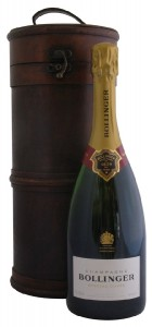 Champagne Bollinger Special Cuvee Brut in Wooden Gift Box,