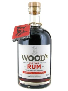 Woods Old Navy Rum, Guyana