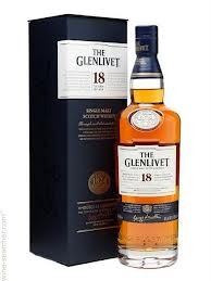 Glenlivet 18 Years Old Single Malt Scotch Whisky