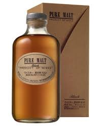 Nikka Pure Malt Black Japanese Whisky,