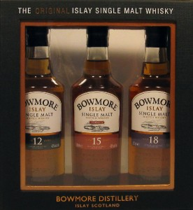 Bowmore Single Malt Scotch Whisky Collection