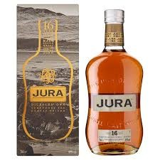 Jura Diurachs' Own 16 Year Old Single Malt Scotch Whisky