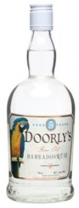 Doorlys White Rum, Barbados