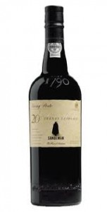 Sandeman Tawny Port Wine 20 Years Old,