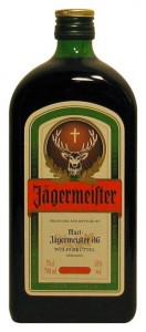 Jagermeister Herb Liqueur New Spirit of Germany,