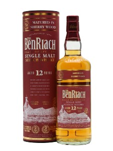 Benriach 12 Year Old Single Malt Scotch Whisky