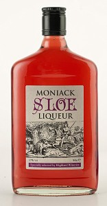 Moniack Sloe Liqueur, Highland Wineries,