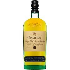 The Singleton 12 Years Old Single Speyside Malt Scotch Whisky