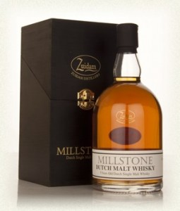 Millstone Potstill 5Yrs Dutch Single Malt Whisky,