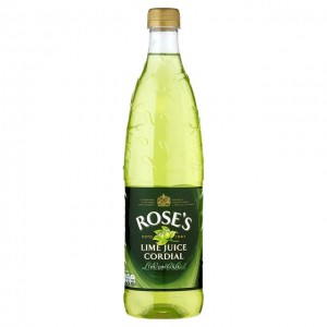 Rose's Lime Juice Cordial,