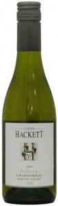 Brightview Chardonnay, Simon Hackett, Half Bottle 2010