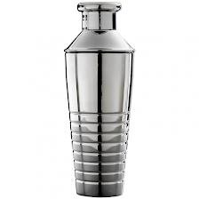 Ribbed Cocktail Shaker,