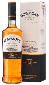 Bowmore 12 years Old Single Malt Scotch Whisky