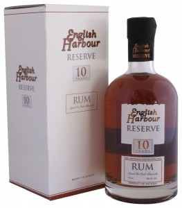 English Harbour Reserve Rum 10 Years Old, Antigua