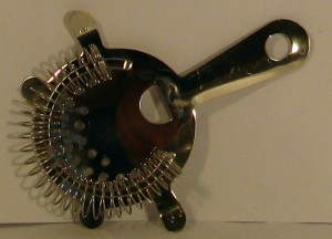 Hawthorn Cocktail Strainer,