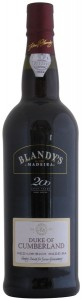 Madeira Wine Blandys Duke of Cumberland,