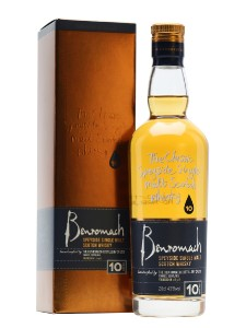Benromach 10 Years Old Single Malt Scotch Whisky 200ml,