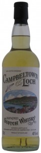 Campbeltown Loch Blended Scotch Whisky,