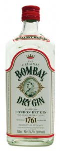 Bombay Original London Dry Gin, England,