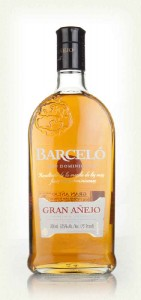Ron Barcelo Gran Anejo Rum Dominican Republic