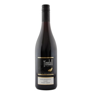 Pinot Noir Marlborough Tindall Vineyard New Zealand 2013