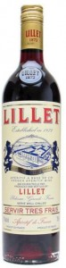 Lillet Rouge  Vermouth France,