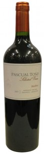 Malbec Selected Vines, Pascual Toso, Argentina 2014