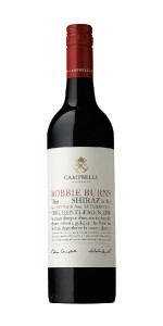 Campbells Bobbie Burns Shiraz, Rutherglen 2010