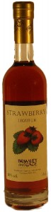 Strawberry Liqueur, Bramley & Gage