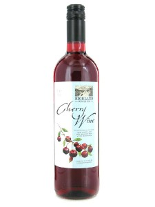 Cherry Wine Highland Wineries,