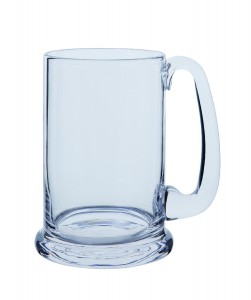 Dartington Crystal, Real Ale Tankard,