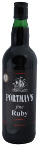 Portman's Fine Ruby Port,