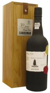 Sandeman Tawny Port Wine 30 Years Old