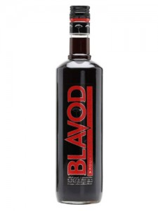 Blavod Pure Black Vodka England,